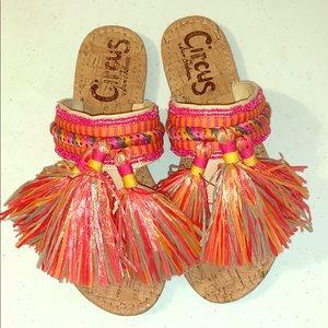 Sam Edelman Festival Sandals